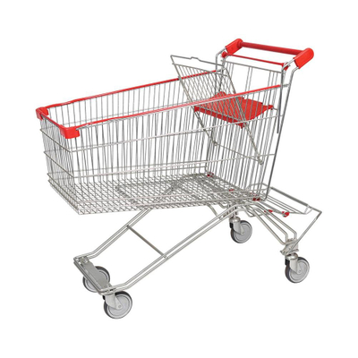 Russian Standared Type Supermarket Shopping Cart