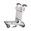 Top Quality Lightweight Aluminum Airport Luggage Trolley