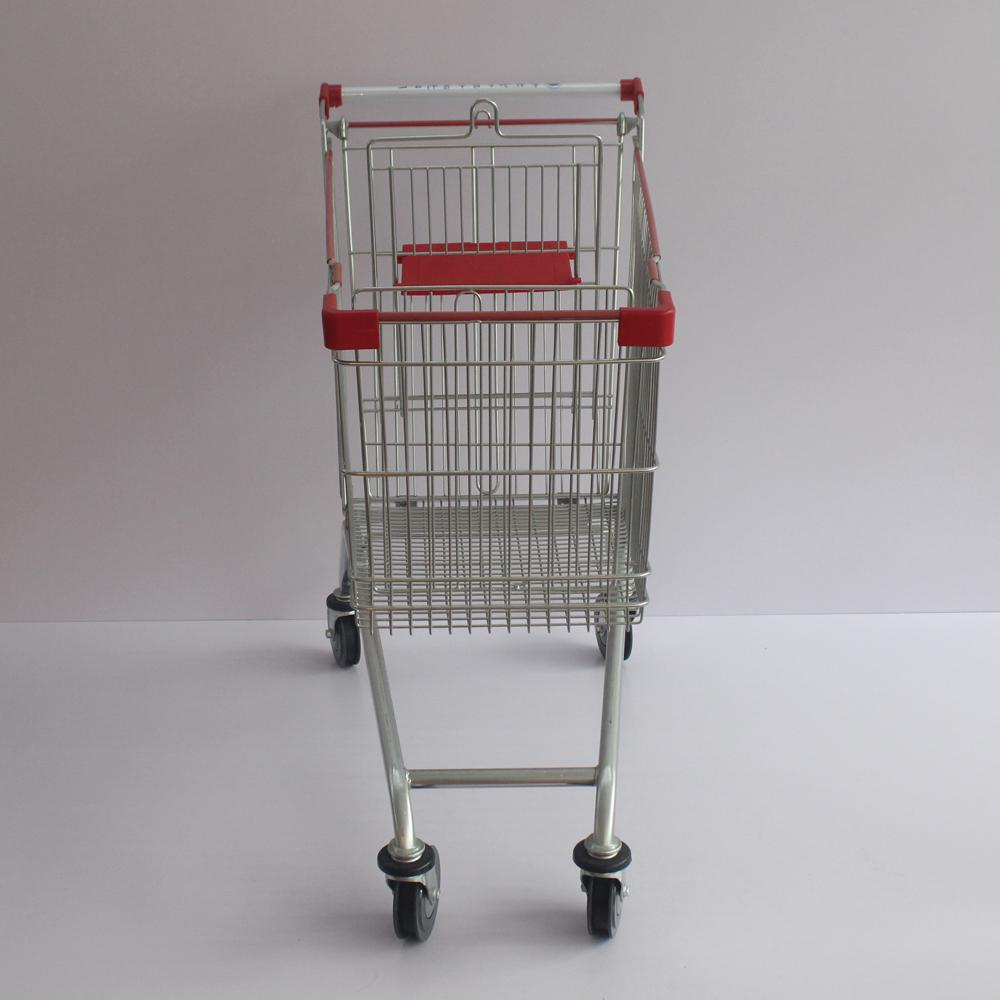 Online Mobile Supermarket Service Cart Shopping Trolley