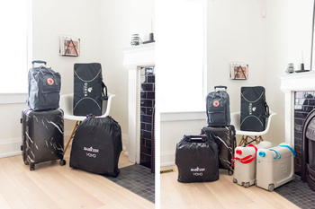 CARRYON LUGGAGE MEETS AIRPORT TRANSPORT AND MORE