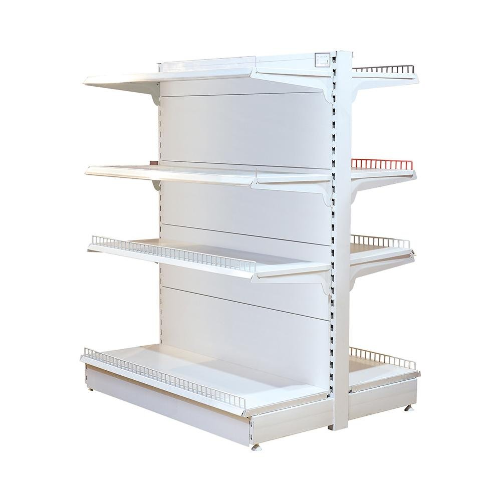 Standard Size Shelf Supermarket Rack Manufacturer Direct Sale