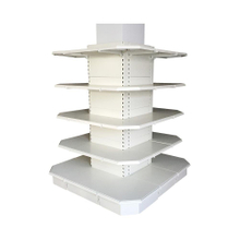 Medium Supermarket Shelves Storage with Label Holder