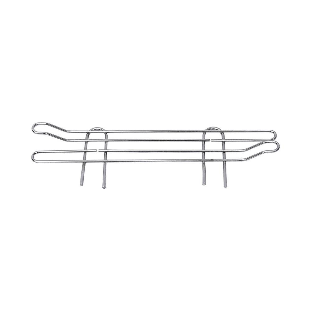 Black Vinyl Coated Wire Shelving Shelf Lock Clips