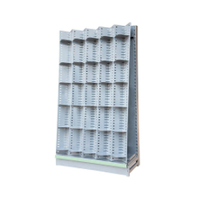 Adjustable Steel Morden Shelving Supermarket with Sign
