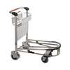 High Strength Passenger Baggage Airport Trolley in International Airport