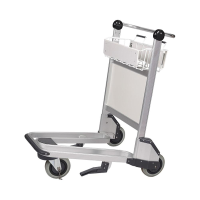 Popular Standard Aluminum Handle Brake Airport Trolley