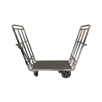 Airport Trolley with Brake Wheel Used Hotel Luggage Carts