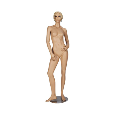 Elegant Fashion Female Torso Mannequin with Flexible Arms