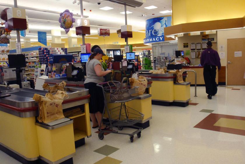 advantages of checkout counter