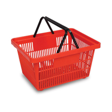Excellent Quality Reasonable-Price Colorful Shopping Basket